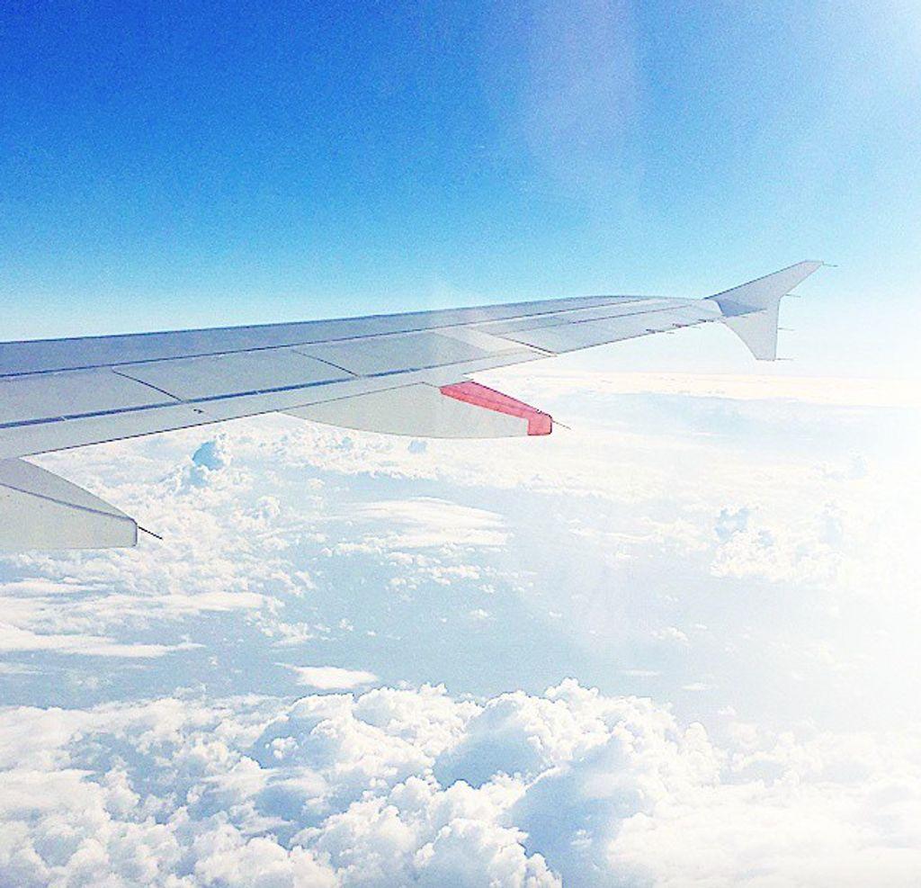 Comment rester fraîche après un vol long courrier ?