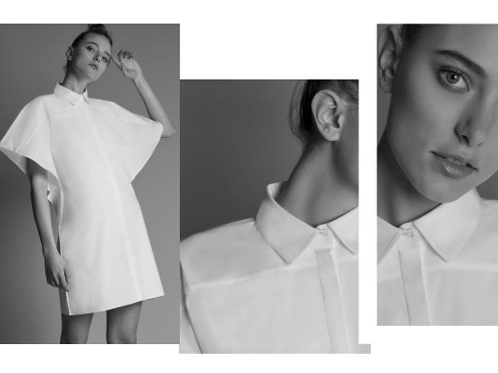 Coup de coeur pour la robe chemise Corentine d'Anne Fontaine