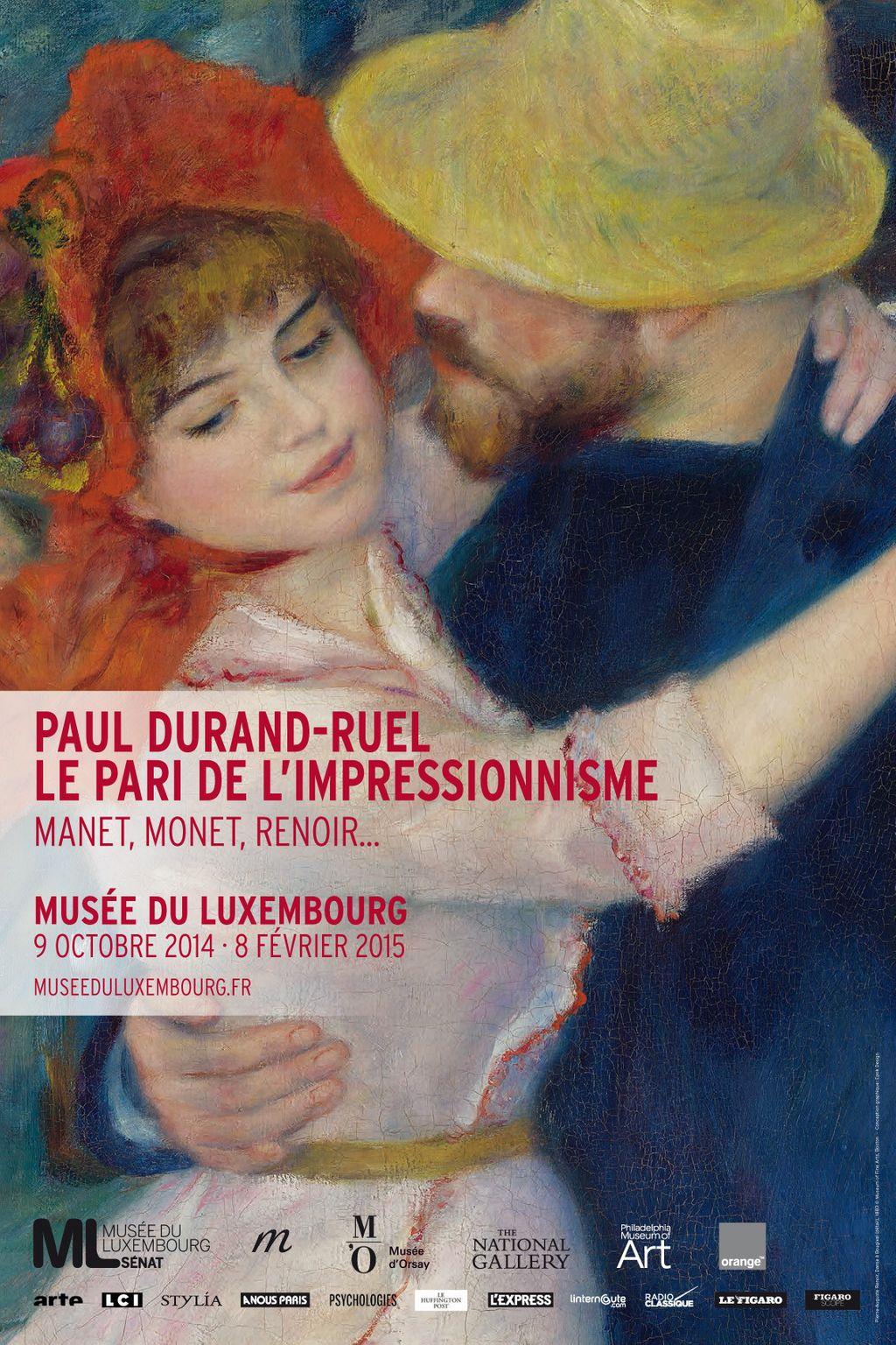 Coup de cœur pour Paul Durand-Ruel au musée du Luxembourg