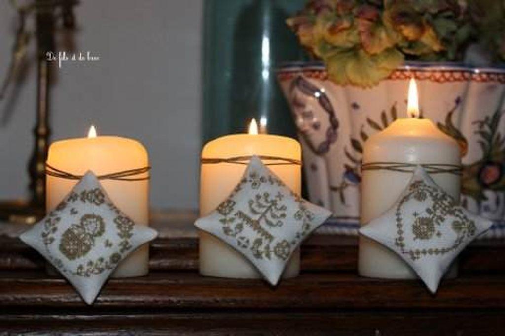 Des bougies fait maison : fabriquez vos bougies