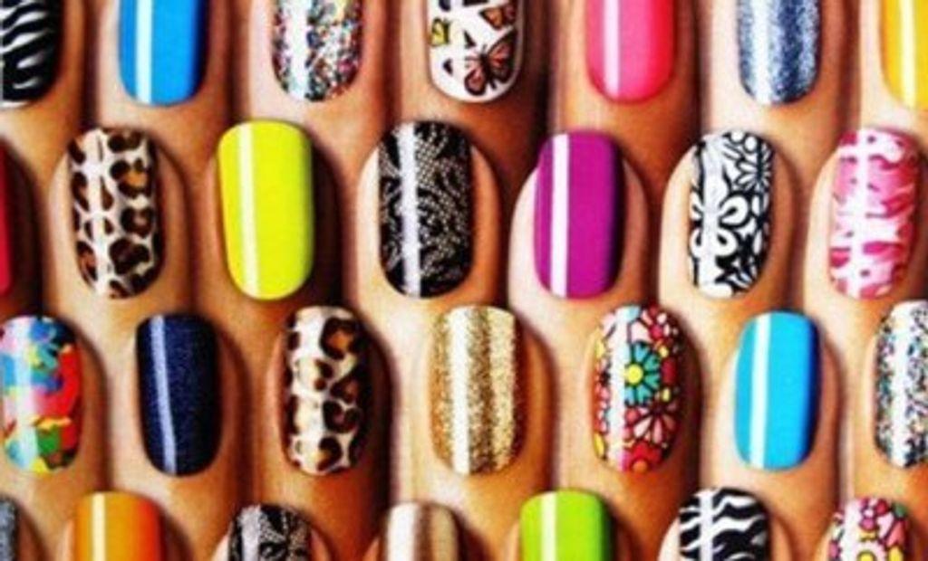 Des ongles tout en beauté cet été!