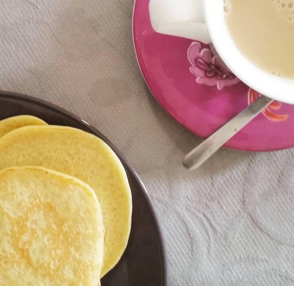 Des pancakes parfaits pour l'heure du thé