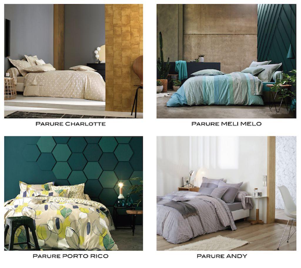 Des parures de lit chaleureuses pour l'hiver !