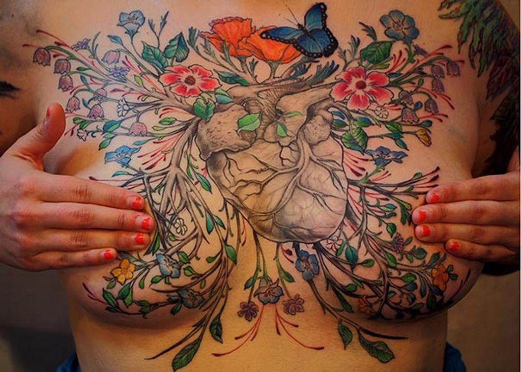 Des tatouages pour se reconstruire