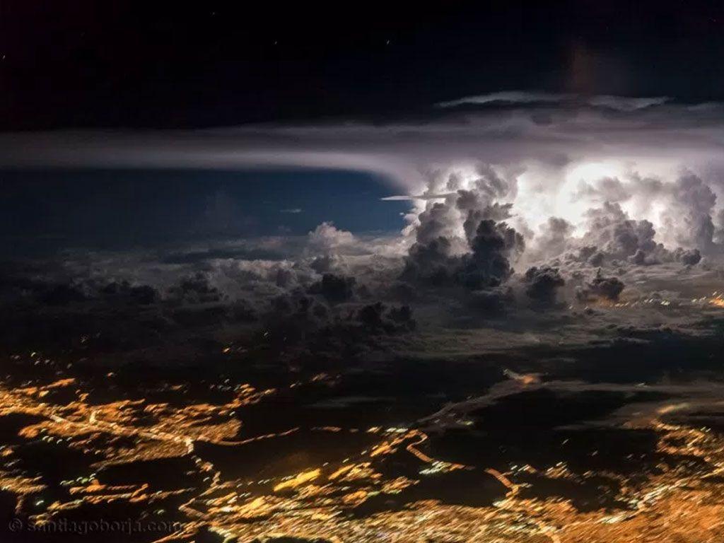 Des tempêtes comme vous ne les verrez jamais