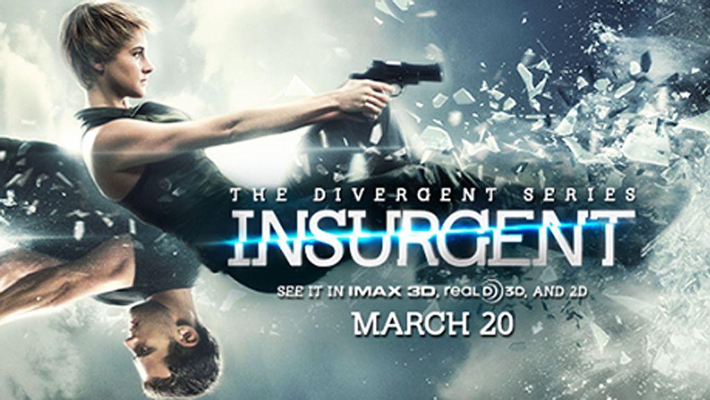 Divergente 2 : Insurgent - Que faut-il en penser ?