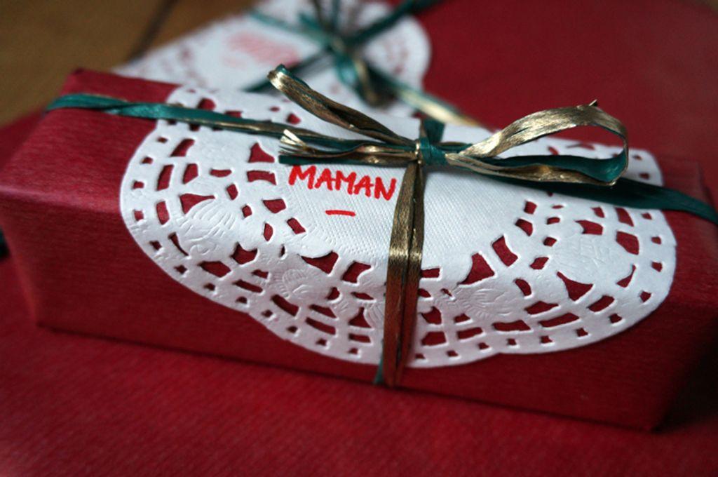 DIY : des jolis emballages cadeaux pour Noël