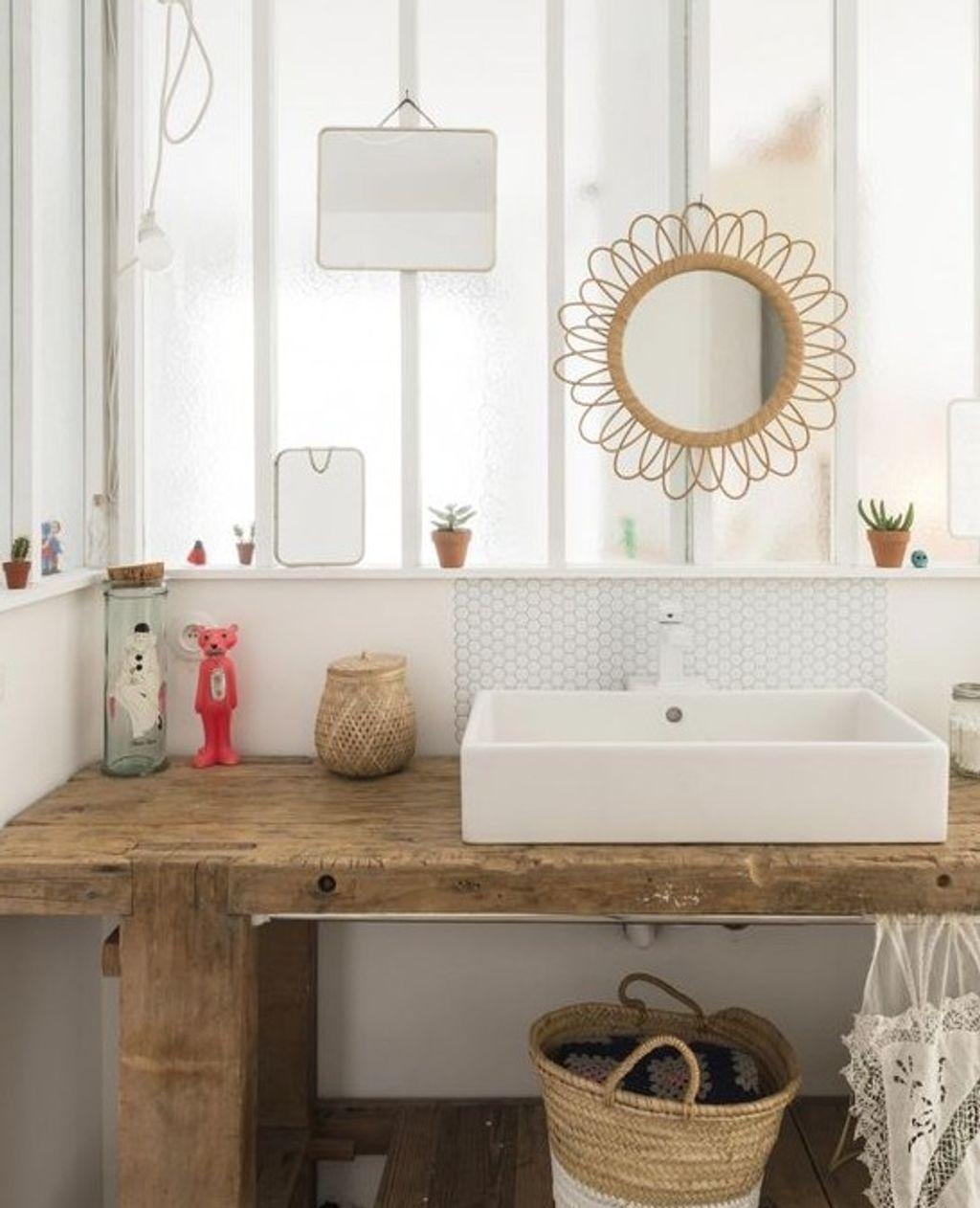 DIY : fabriquez votre plan vasque pour votre salle de bain