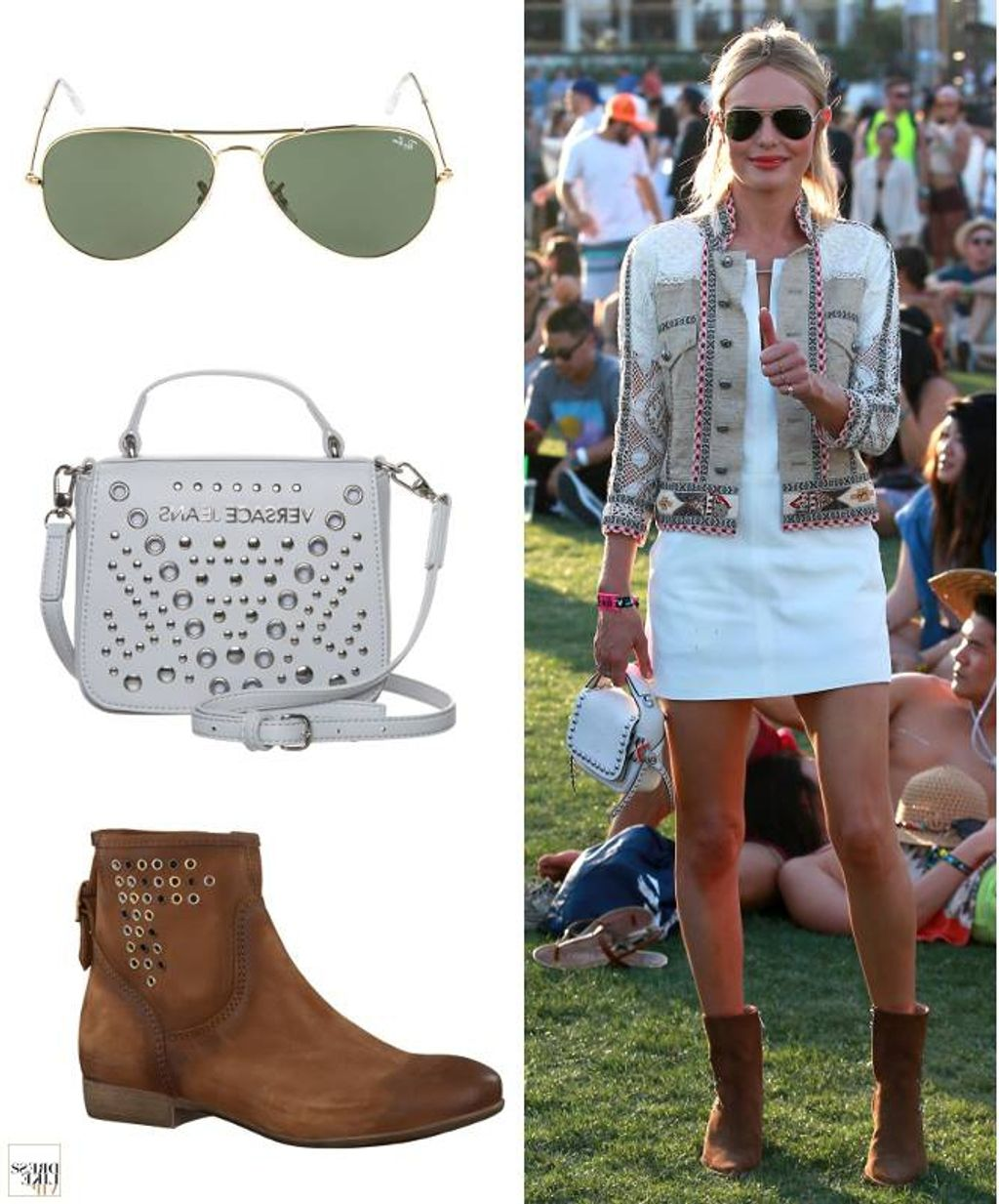 Dress Like Kate Bosworth