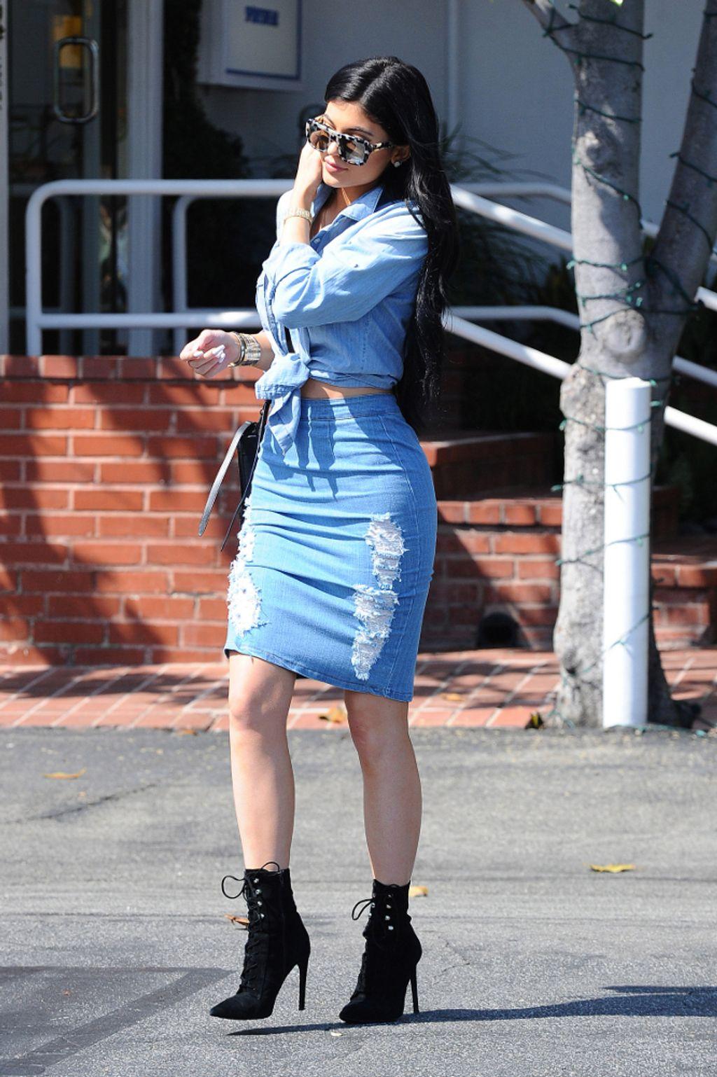 Dress Like Kylie Jenner