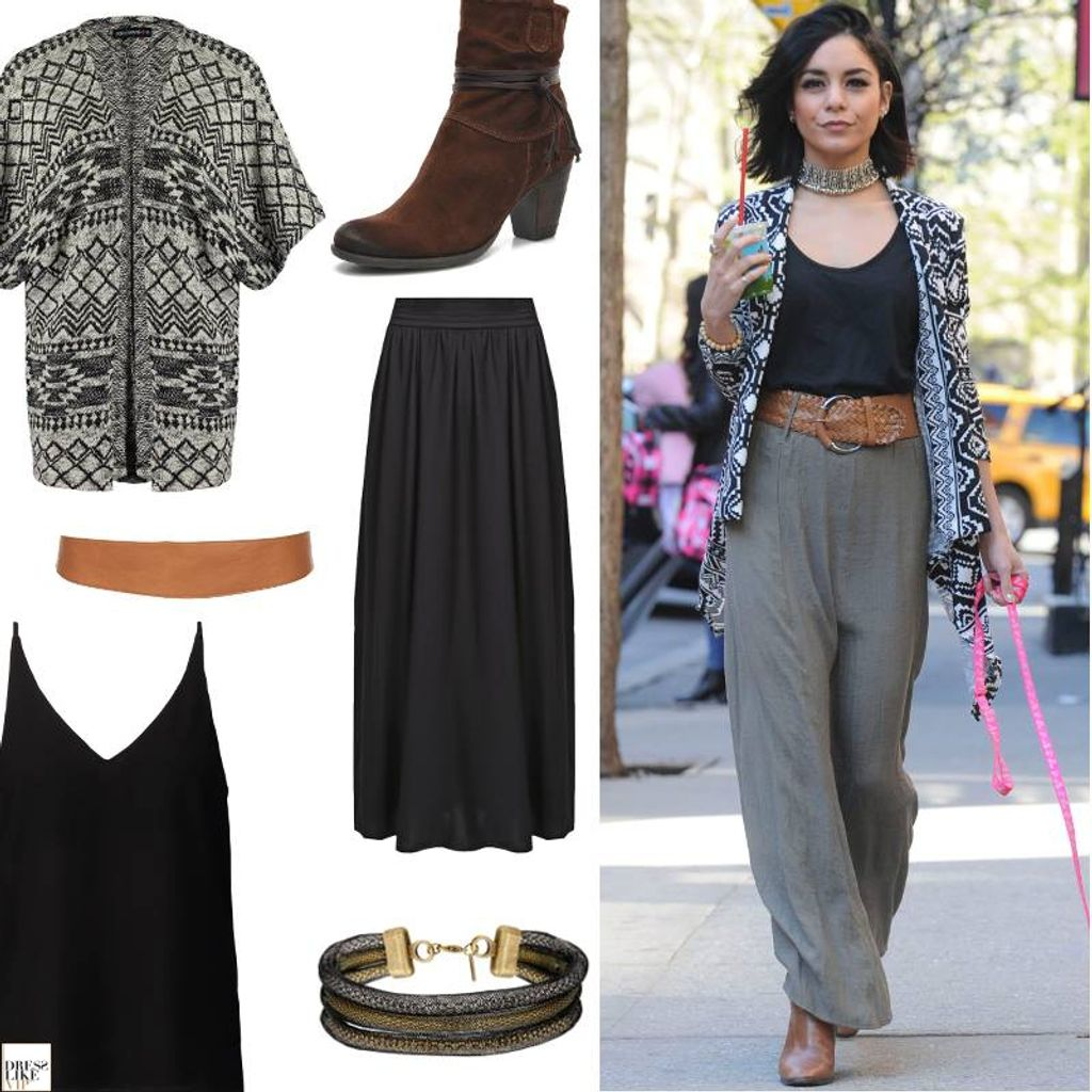Dress Like Vanessa Hudgens