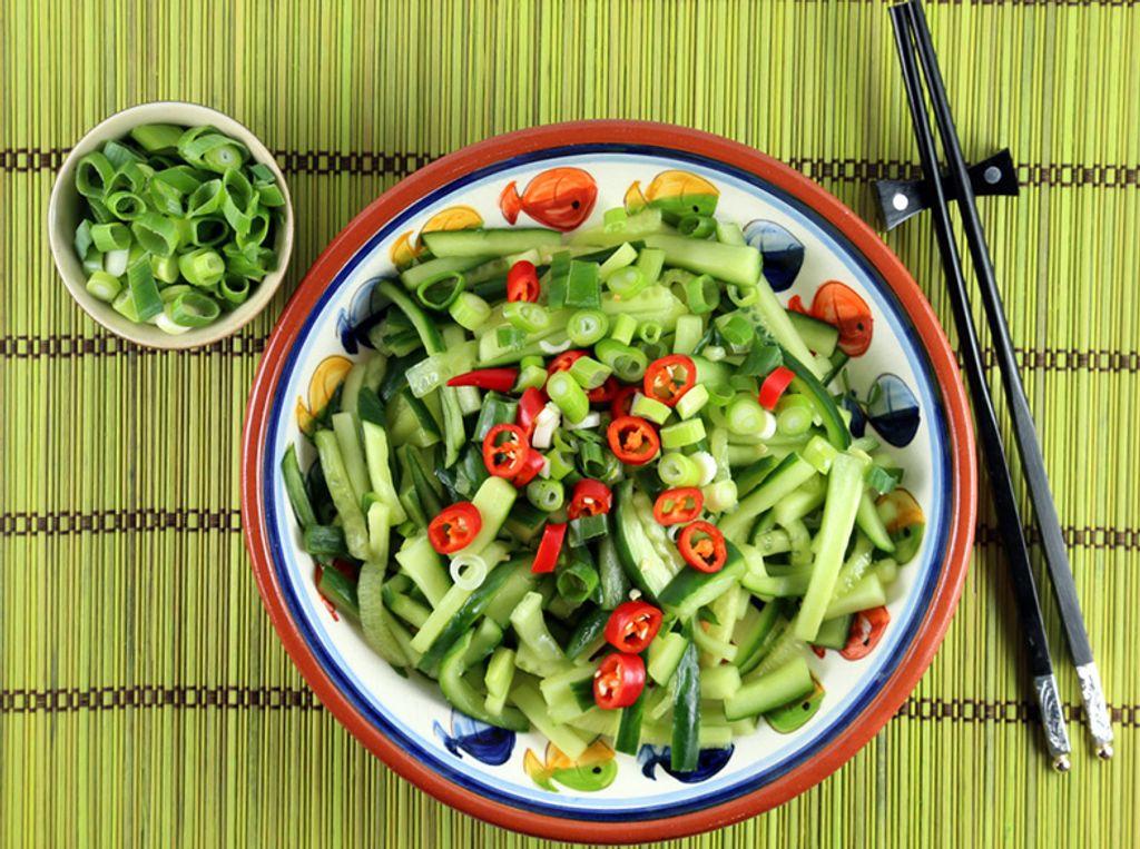 Calories négatives : quand manger fait maigrir