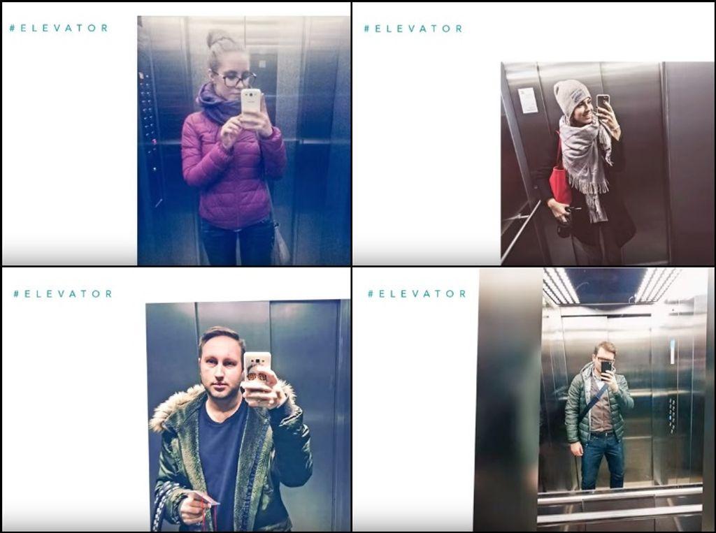 Le manque d'originalité des selfies résumé en une vidéo