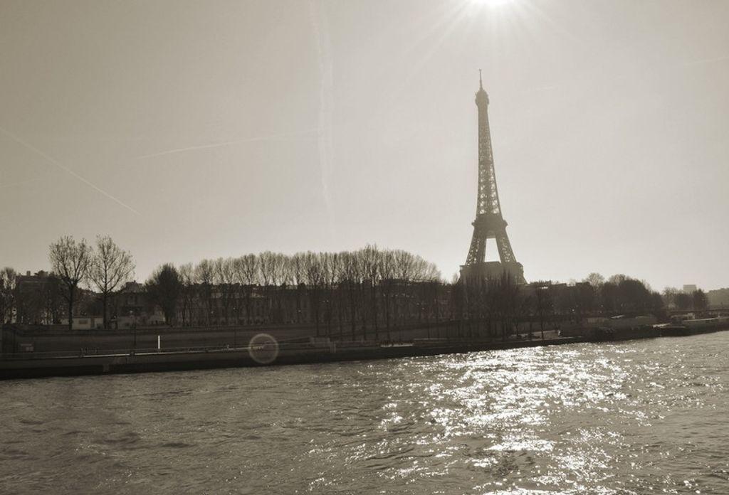 Et quitter Paris…