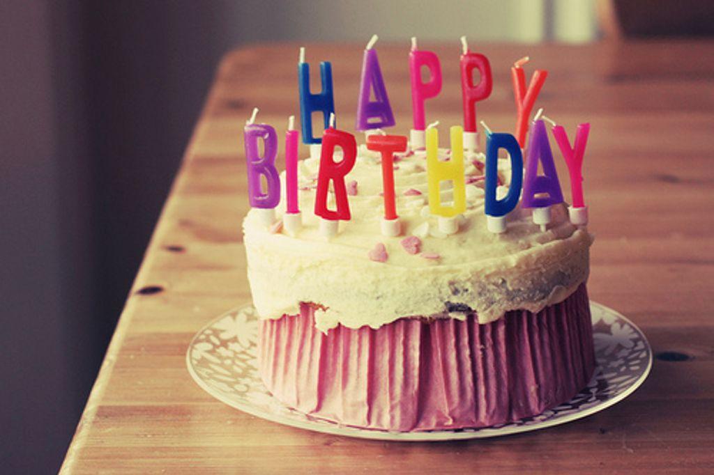 Fêter mon anniversaire ? Je n'y songe même pas !