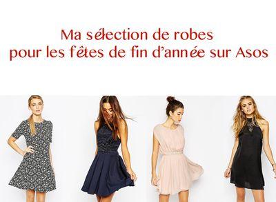 Fetes De Fin D Annee Ma Selection De Robes Sur Asos Elleadore