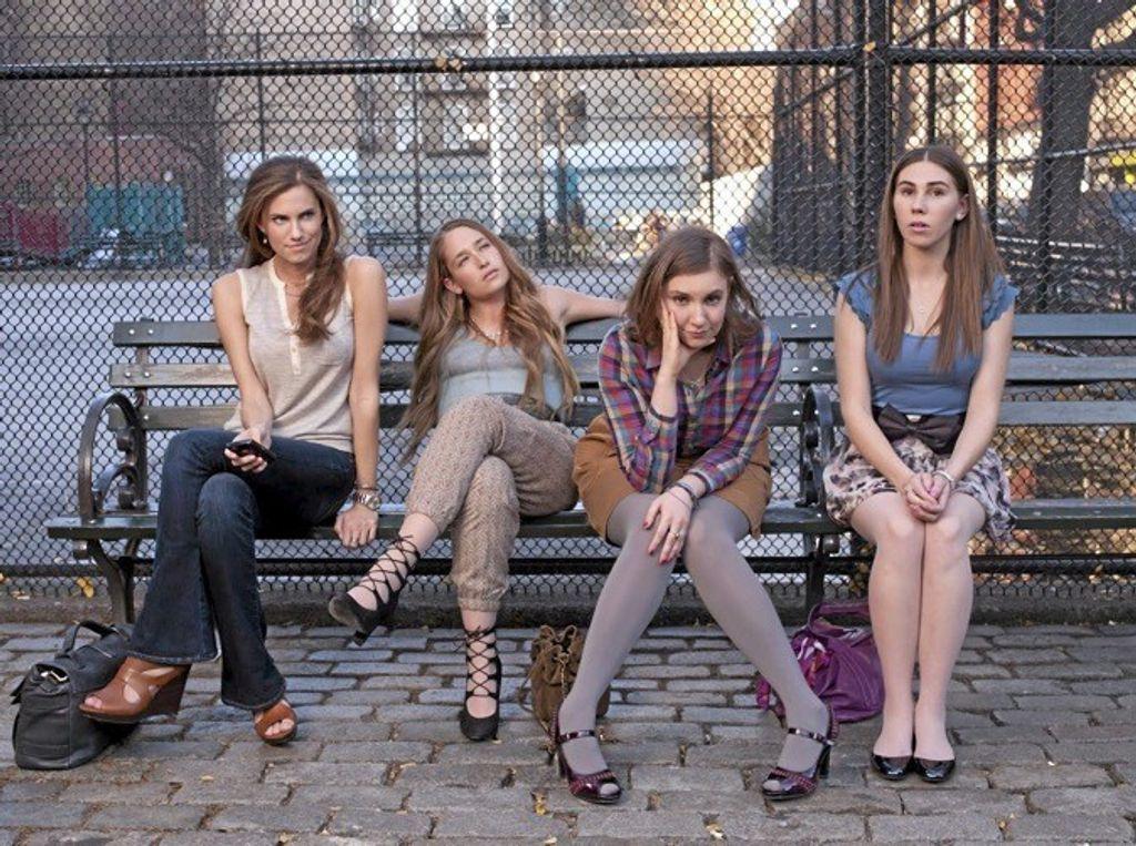 Girls : une série 100% déjantée