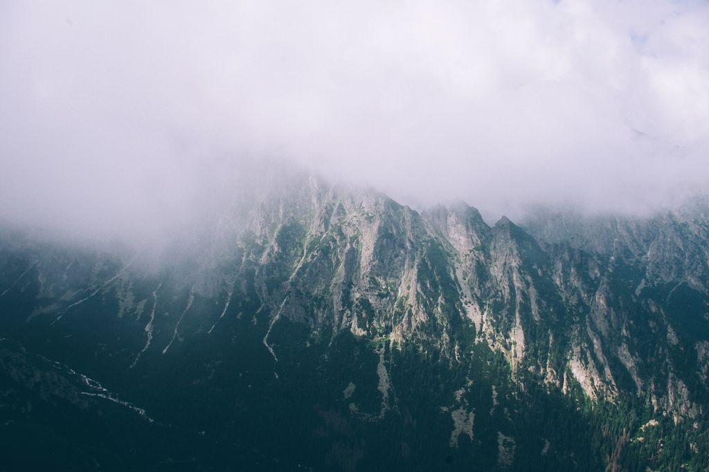 Grimper sur la montagne