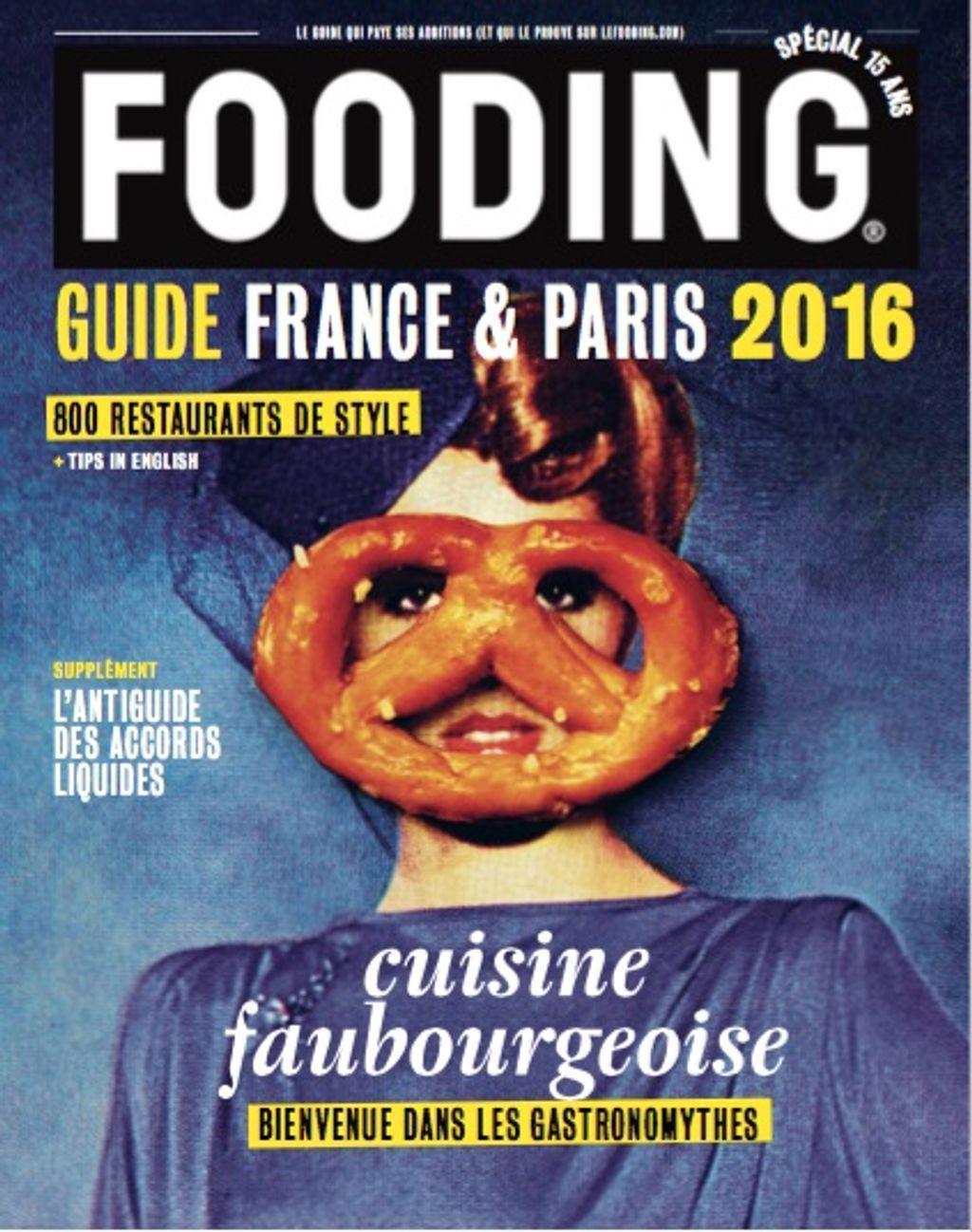 GUIDE FOODING 2016 : LE PALMARES EST SERVI !