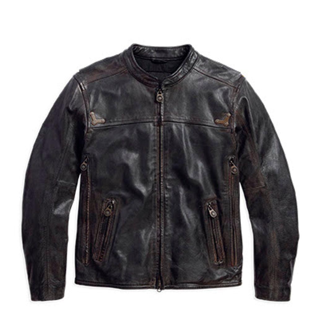 Harley-Davidson dévoile sa collection de vêtements et accessoires Hiver 2015