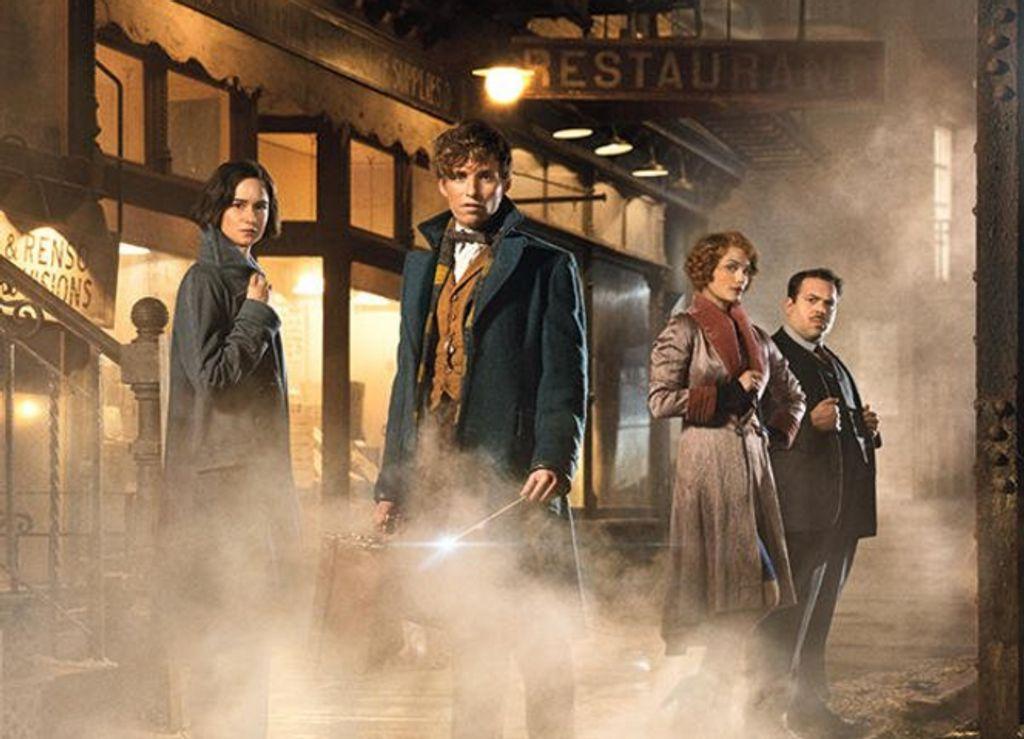 Harry Potter : Les Animaux Fantastiques dévoilé.