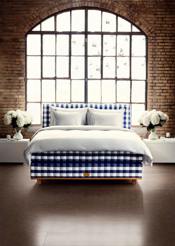 Hästens lance le lit le plus prestigieux du monde !