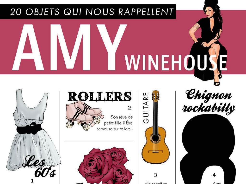 Hommage à Amy Winehouse