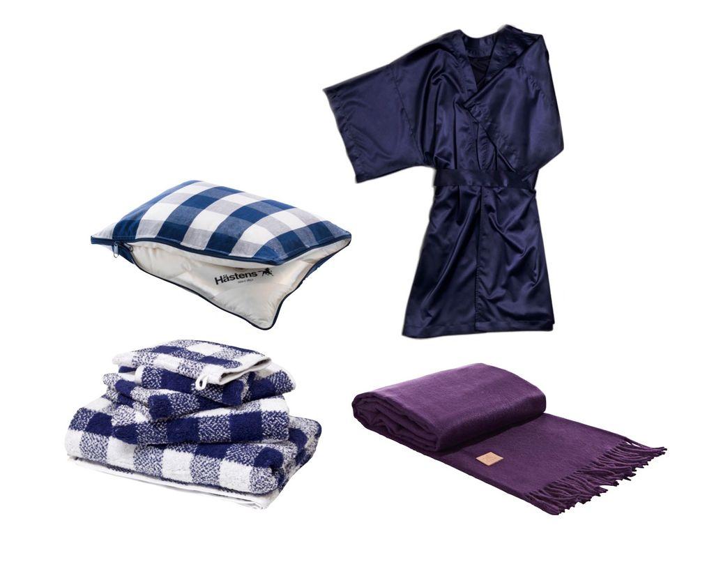 Idées cadeaux Fêtes des Mères de dernière minute : les accessoires ultra-confort d'Hästens !