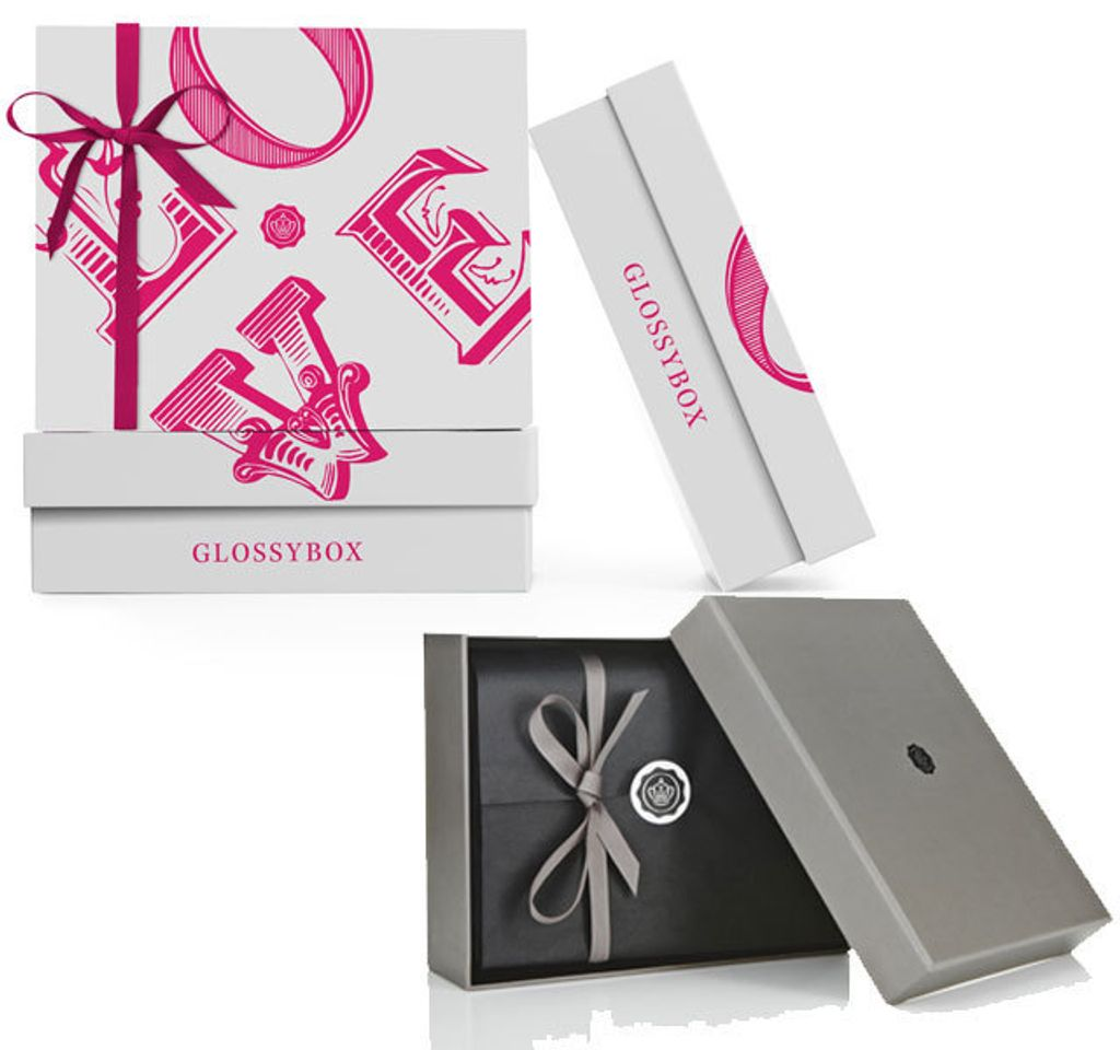 """In Love with Glossybox"" pour la Saint-Valentin"