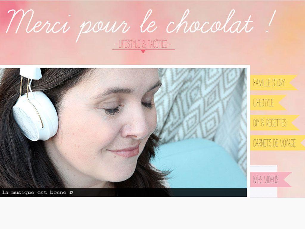 Interview de Céline de Merci pour le chocolat