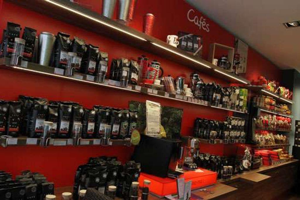 J'ai découvert le magsin Coffea à Lille