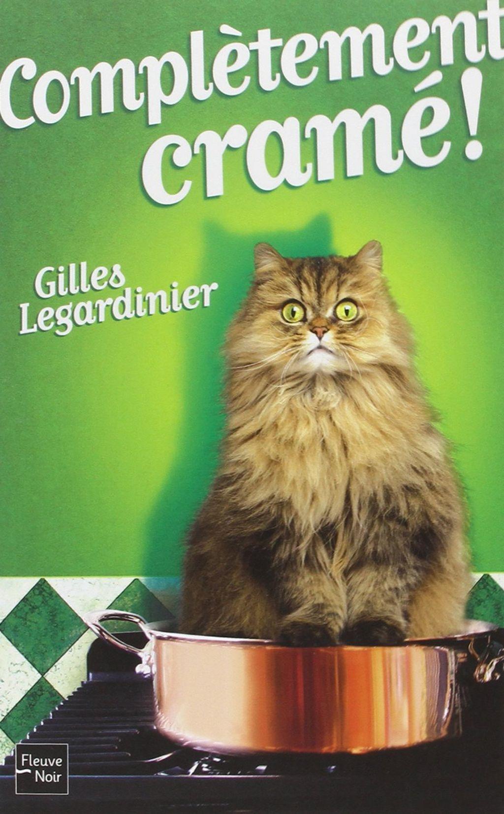 J'ai lu Complètement Cramé de Gilles Legardinier