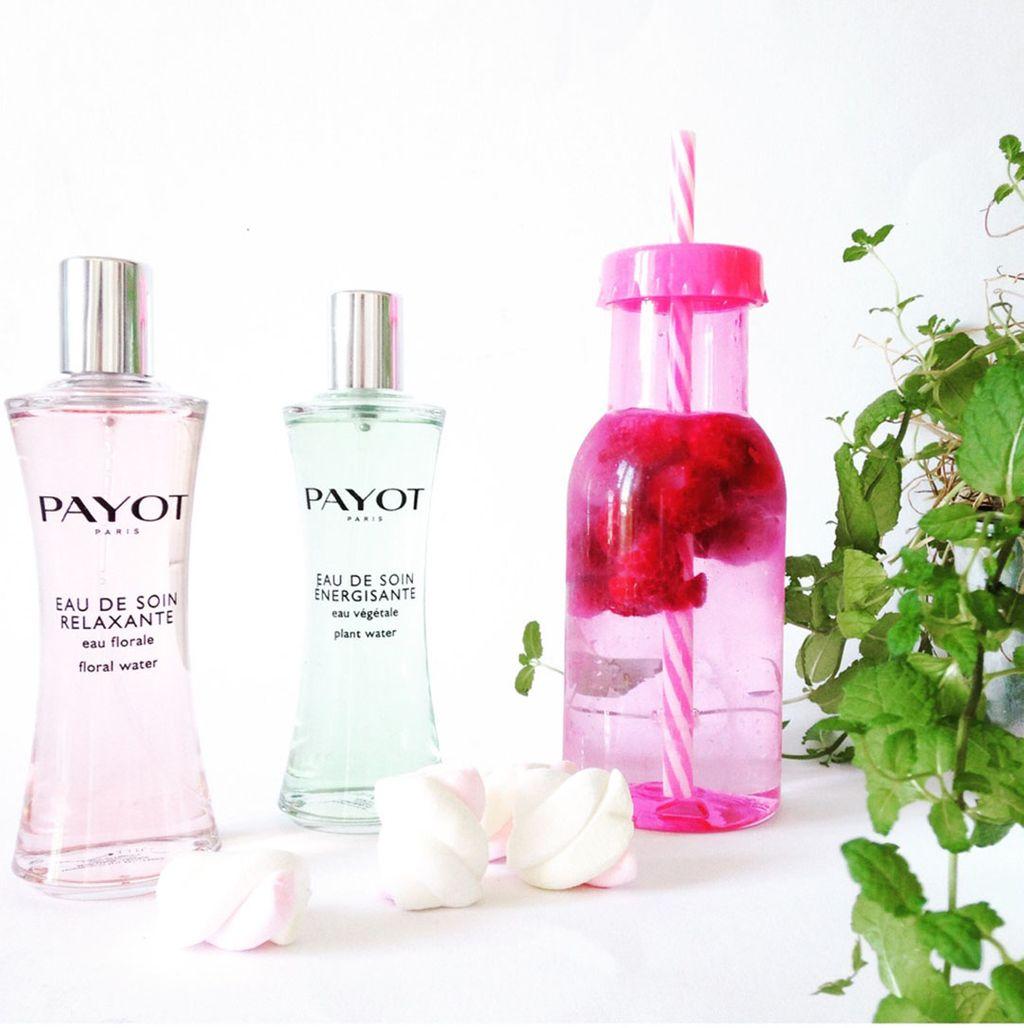 J'ai testé les deux nouvelles eaux de soin parfumées Payot