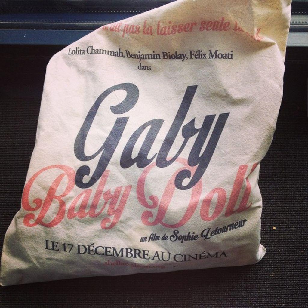 J'ai vu Gaby Baby Doll en avant-première avec Elle adore !