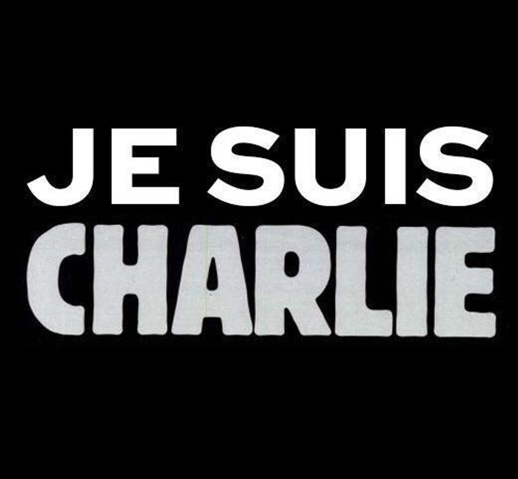 Je suis Charlie, nous sommes tous Charlie
