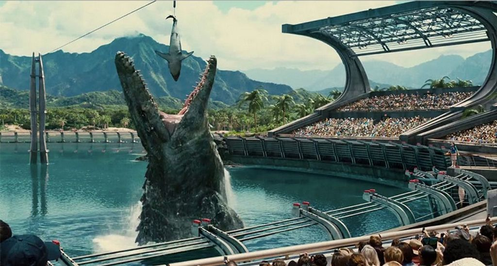 Jurassic World, une fan-fiction ?