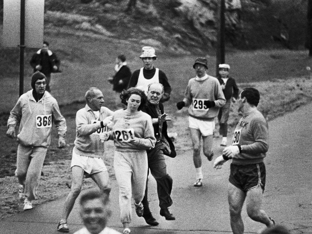 Kathrine Switzer a permis aux femmes de pouvoir courir des marathons