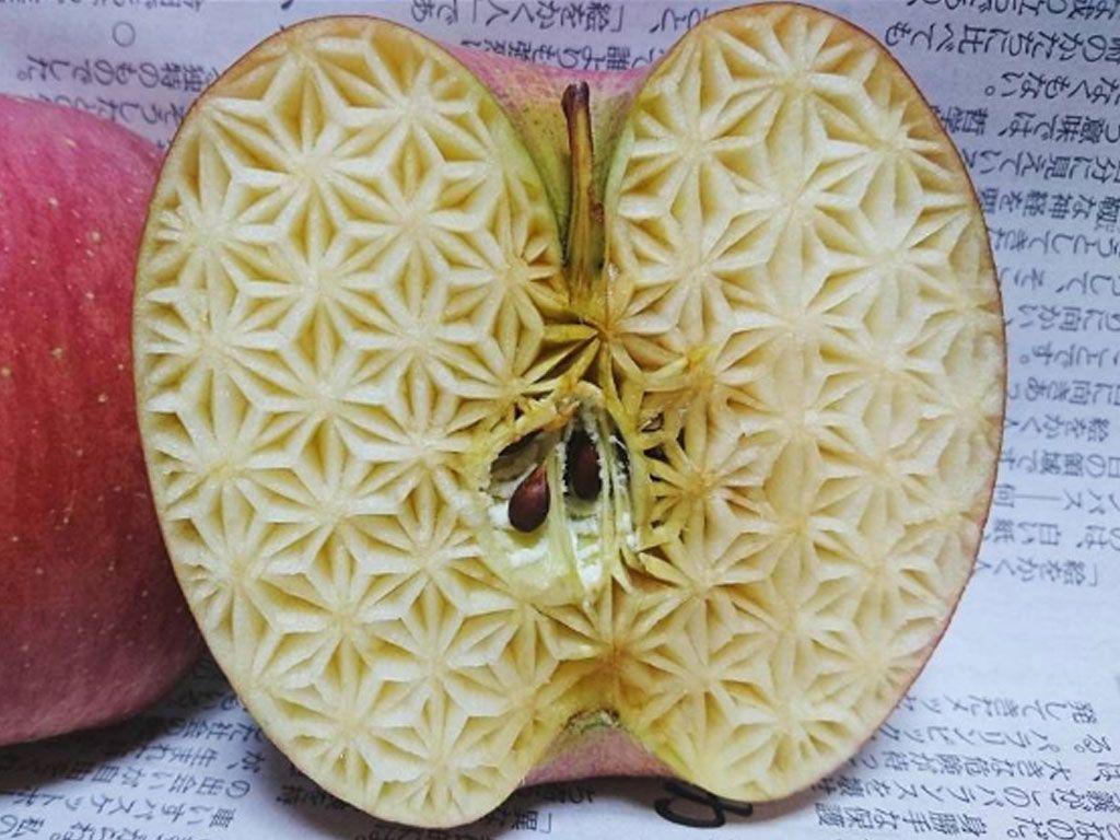 L'artiste japonais Gaku sculpte les légumes de manière impressionnante