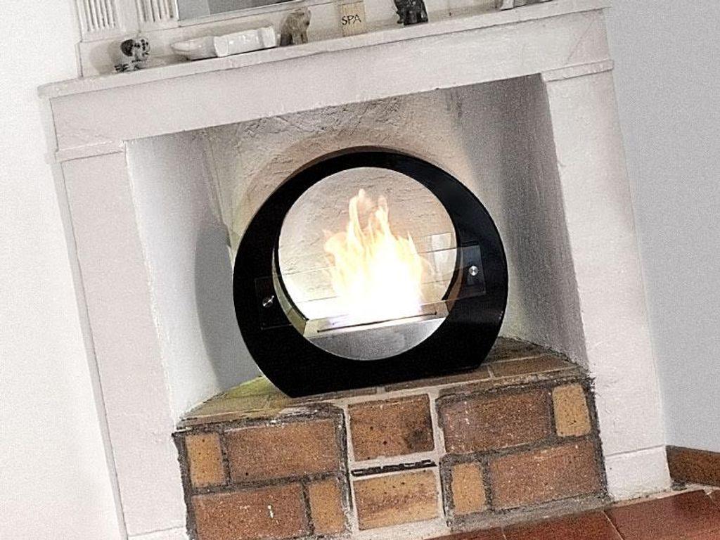 La cheminée bio éthanol : l'atout déco de la rentrée