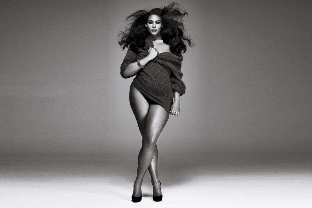 """La lingerie n'est pas réservée qu'aux tailles """"mannequin"""" !"""