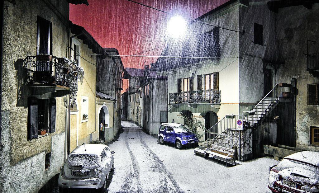 La neige, ce fléau