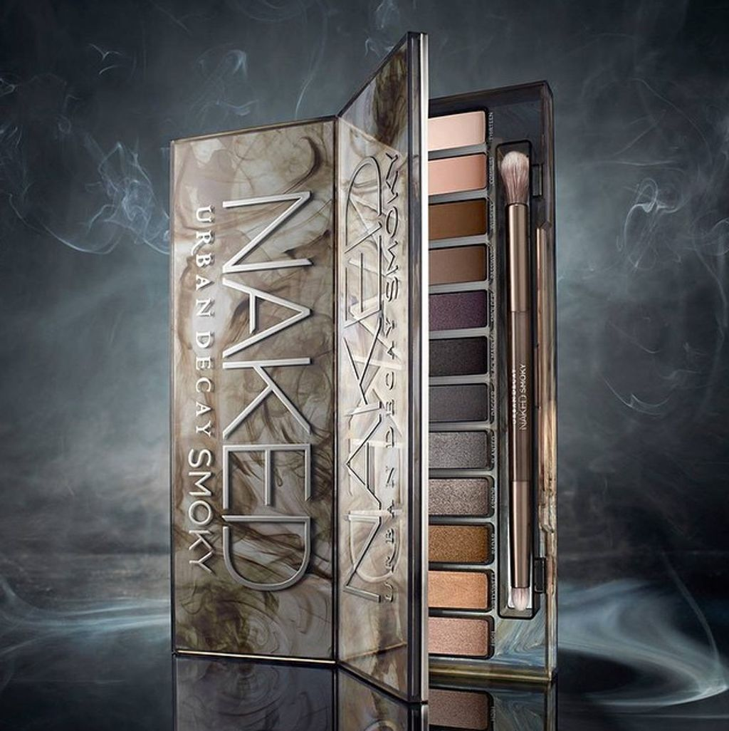 La palette Naked Smoky : pourquoi on va l'adorer ?