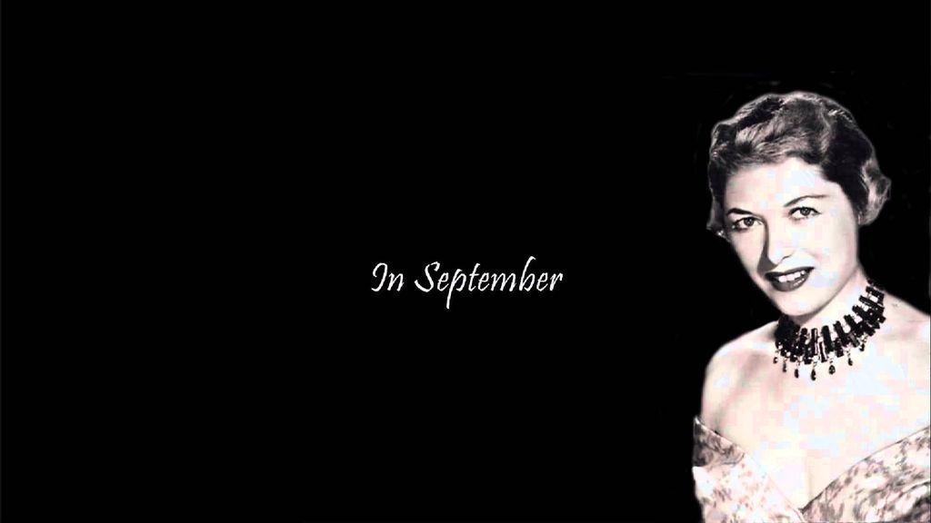 La playlist de septembre #3