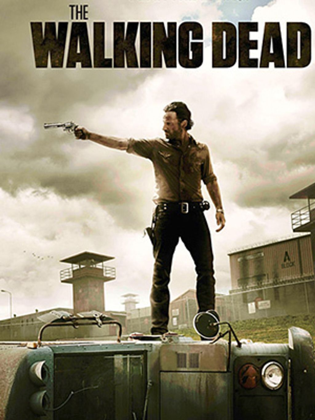 La série choc : The Walking Dead