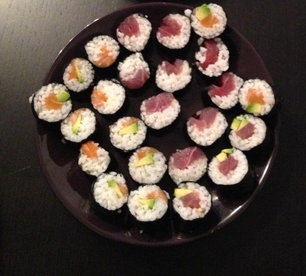 La trouvaille du mois #1 : Easy Sushi