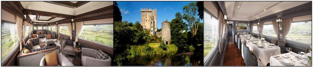 Le Belmond Grand Hibernian lance ses « Grands Tours d'Irlande »