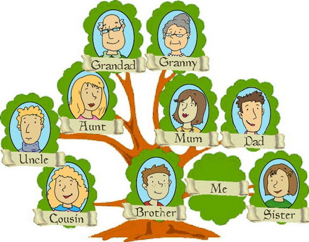 Le bonheur de venir d'une famille nombreuse