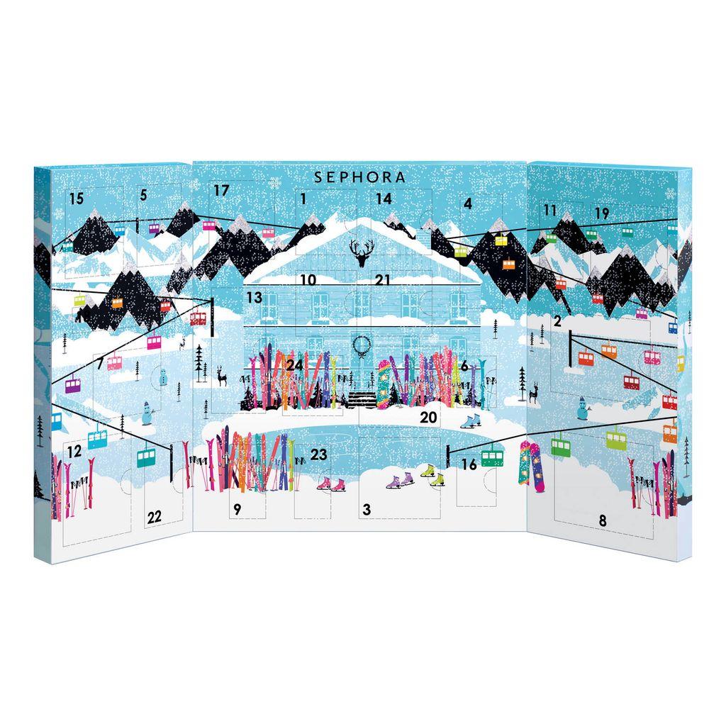 Le calendrier de l'avent Made In Sephora