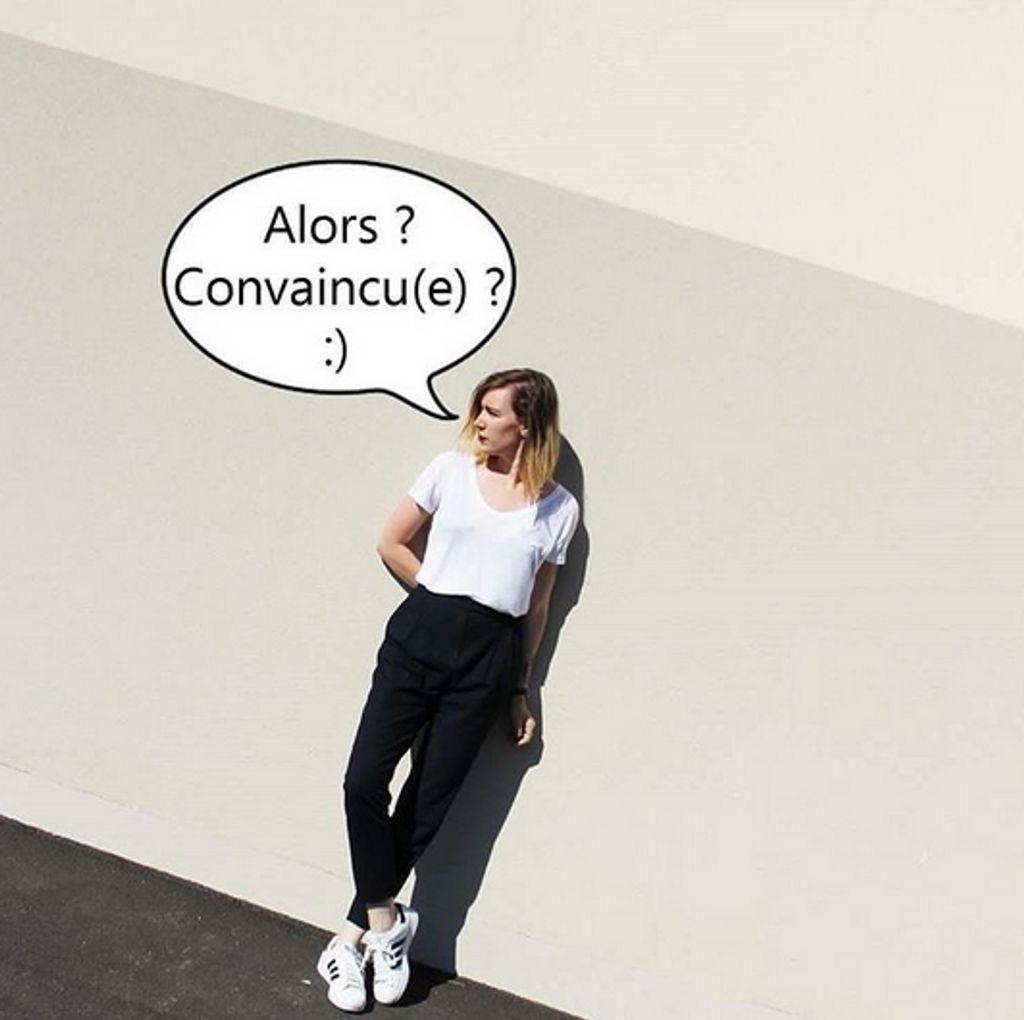 Le CV Instagram (parfait) de Manon