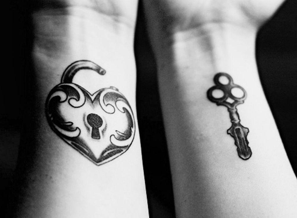 Le matching tattoo : Fausse bonne idée ?